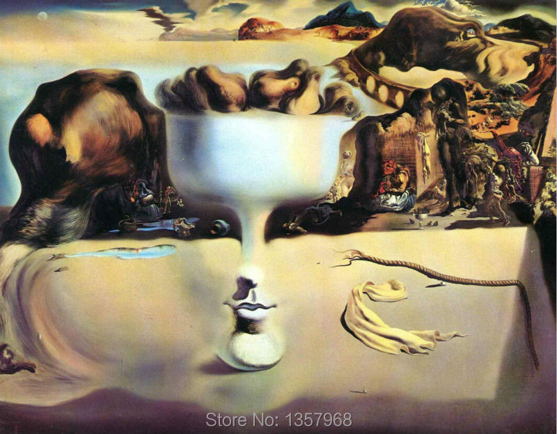famous surreal artists -