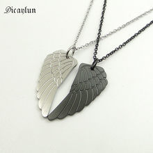 6a6dff6c9da9 Wings Necklace for Couple - Compra lotes baratos de Wings Necklace ...