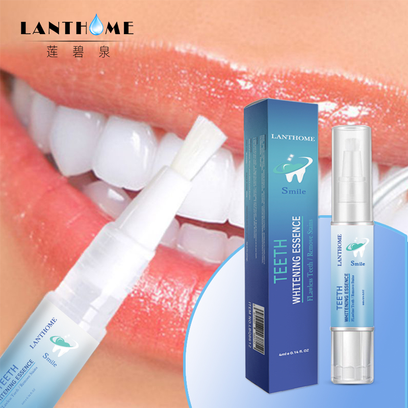 3D White Teeth Whitening Pen Tooth Gel Whitener Bleach Remove Stains Oral Hygiene Instant Smile Pro Nano Teeth Whitening Kit Hot(China)