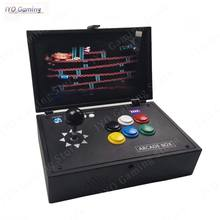 Raspberry Pi 3B+ 10 Inch LCD Video Game Console Includes 14K Games Installed Recalbox Mini Arcade Machine(China)