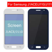 LCD For Samsung Galaxy J1 Ace J110 SM J110F J110H J110FM J111 J111FN LCD Display Touch Screen Digitizer Assembly Repair Parts