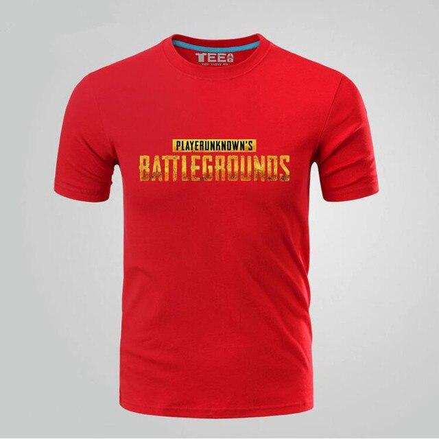 Футболка с принтами игры Playerunknown's Battlegrounds в ассортименте 5