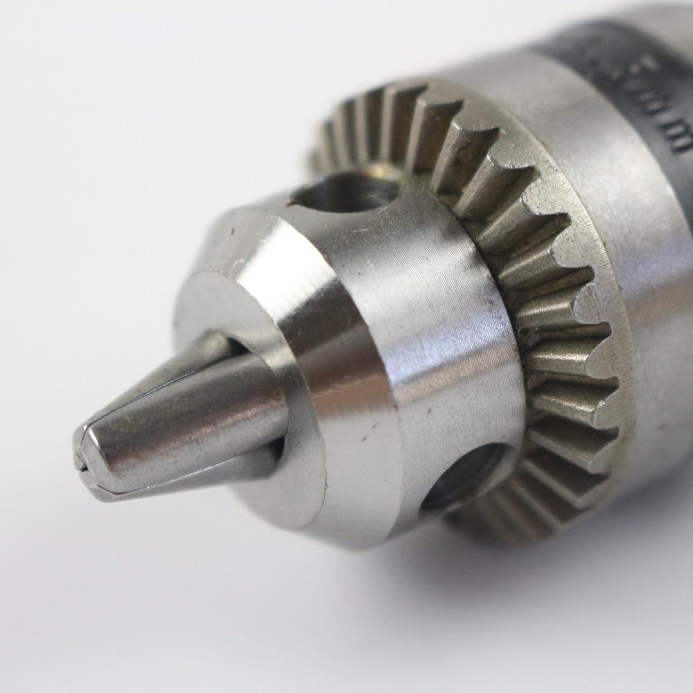 Mini taladro manual de alta calidad con llave de mandril + 9 piezas - Broca - foto 4