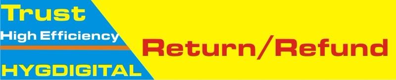 Rerurn Refund