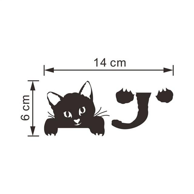 Diy Lucu Beralih Cat Stiker Dinding Dekorasi Rumah R Tidur Ruang Tamu
