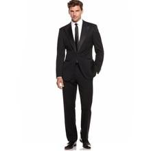 new suit One Button man suits men wedding suits for men Groom Groomsmen Tuxedos best men wedding suits custom(Jacket+Pants)