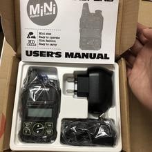 Original BAOFENG BF T1 MINI Walkie Talkie UHF 400 470mhz Portable Two Way Radio Ham Radio Transceiver Micro USB Interphone