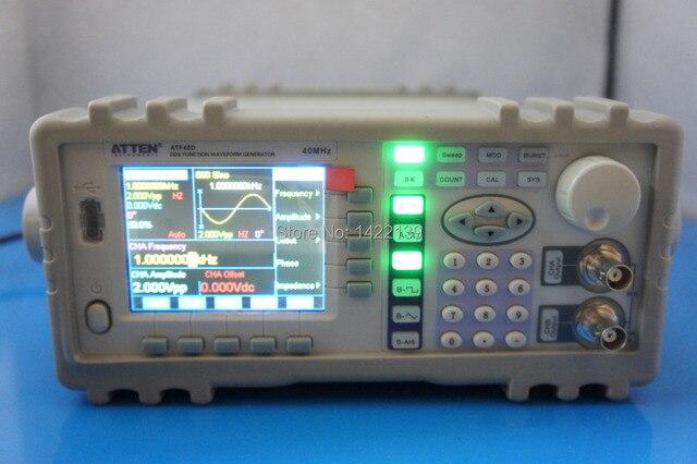Digital Signal Generator : Aliexpress buy atten dds waveform digital function