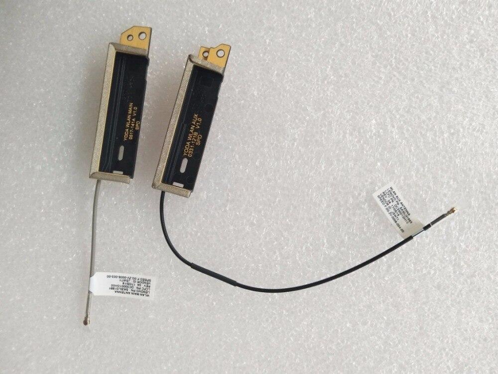 New Original ThinkPad X1 Carbon 5TH 6TH gen WLAN antenna 01LV466 01LV465