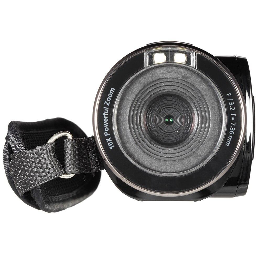 ФОТО HDV-301S 1080P Digital Video Camera 24MP 3.0