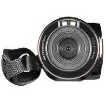"""HDV-301S 1080 P цифрового видео Камера 24MP 3.0 """"ЖК-дисплей Сенсорный экран 16X цифровой зум видеокамеры DV ночь-shot с Пульт дистанционного Управления"""