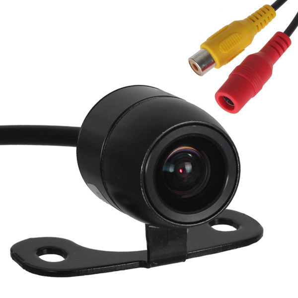 Car Camera 18MM Color Car LED Rear View Camera Car Cam for Car DVD Mirror Monitor