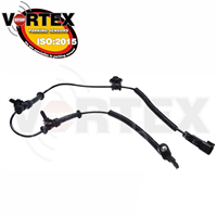 ABS WHEEL SPEED SENSOR REAR LEFT / RIGHT For DODGE DURANGO JEEP 5015430AC 5154230AD|ABS Sensor| |  -