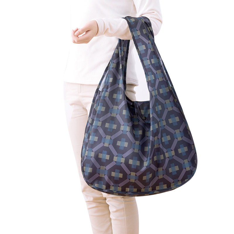 Fashion Eco Storage Shopping Bag with Hasp Women