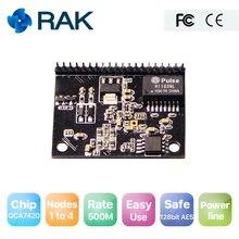 LX200V30 HomePlug AV стандарты 500 Мбит широкополосный мощность модуль питания для мини ПК, QCA7420 чипов, сетевой адаптер, витая пара/Ethernet, CE/FCC