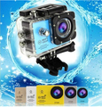 For gopro hero 4 style Sport Action Camera 2.0 LCD 30M Waterproof 14MP 1080P Full HD DV Sport Action Cam