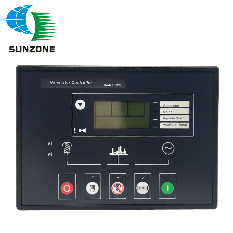 Diesel Generator Control Module 5120 Auto Start Controller DSE5120 Working With P810 Interface USBDiesel Generator Control Module 5120 Auto Start Controller DSE5120 Working With P810 Interface USB