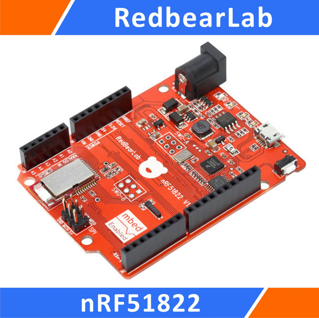 US $39 99 |RedBearLab nRF51822 module -in Demo Board Accessories from  Computer & Office on Aliexpress com | Alibaba Group