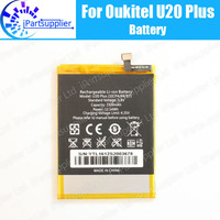 Oukitel U20 Plus Battery Replacement 100 Original New High Quality High Capacity 3300mAh Battery For Oukitel