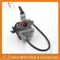 Free Shipping Mikuni High Performance VM16 PZ19 19mm Carburetor Carb For Motorcycle Dirt Bike ATV QUAD