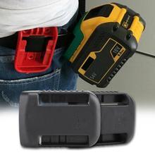 Nouveau 5 pièces supports de furtivité noir fort outil batterie supports furtifs pour 18V 60V batterie supports furtifs