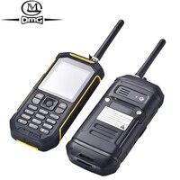 Russian keyboard IP68 Waterproof shockproof mobile phone FM Walkie talkie cell phones 2500mAh Dual sim flashlight Telephone X6