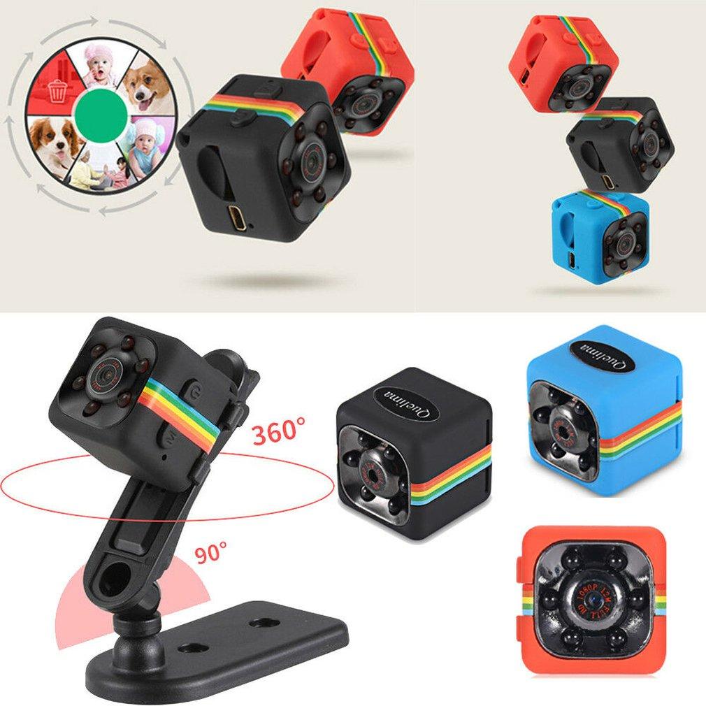 sq11 Mini Camera HD 1080P Sensor Night Vision Camcorder Motion DVR Micro Camera Sport DV Video small Camera cam SQ 11(China)