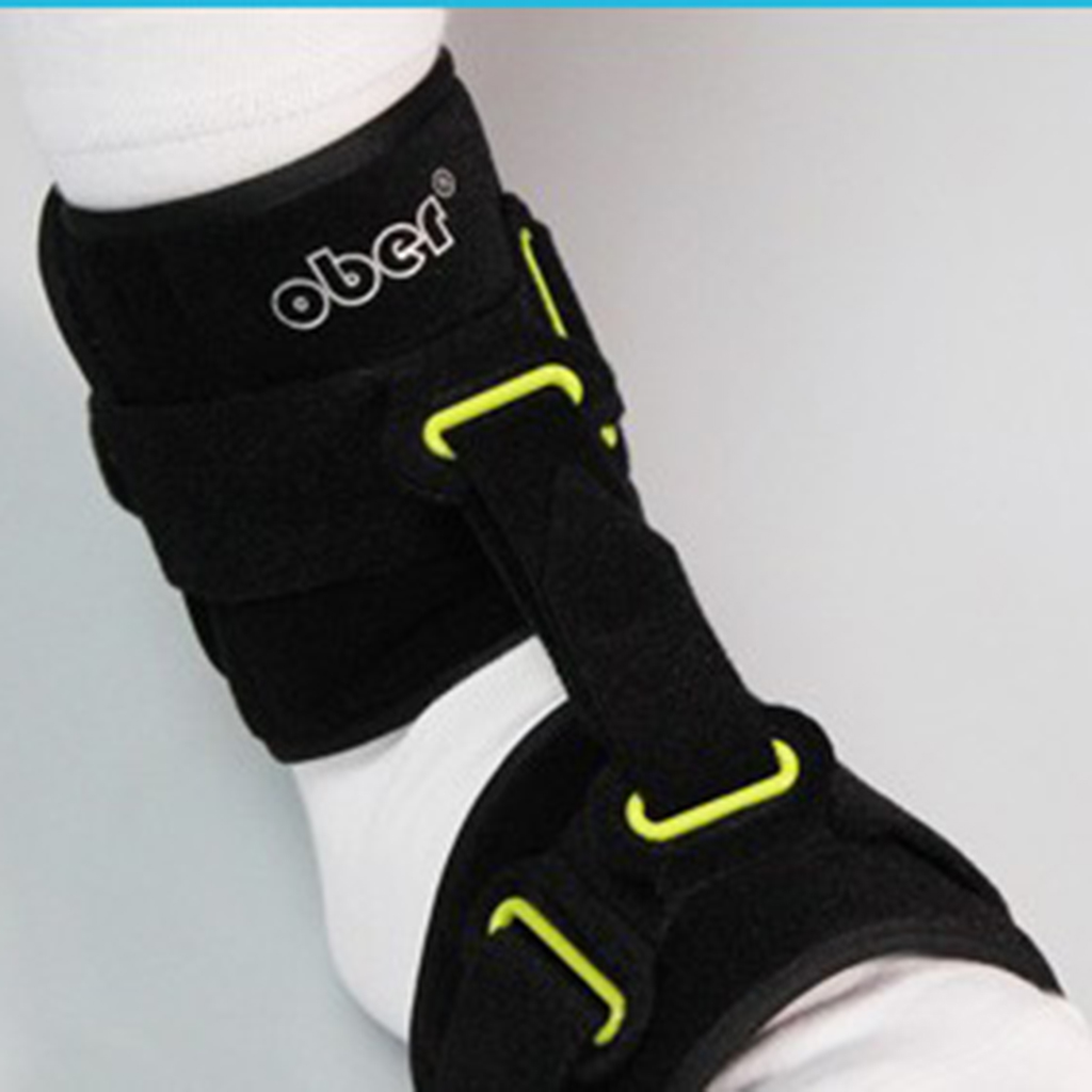 1 Pair Unisex Black Foot Up Drop Night Brace Orthotic Plantar Fasciitis Support Strap Arthrodesis Achilles Tendon Wrap Band