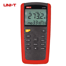 купить Uni-t UT323 termometro Digital Sensor de temperatura Tester com alta / baixa de alarme e a Auto по цене 3304.11 рублей