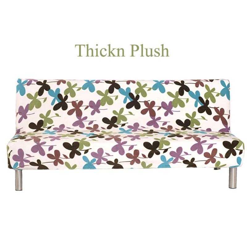 Prevleka za kavč zimski plišasti dve / tri sedežne vsevključne - Domači tekstil - Fotografija 1