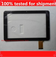 10PCS/lot Free shipping 10.1 Original Tablet pc Touch Panel touch digitizer glass WJ DR10031/32 FPC SR