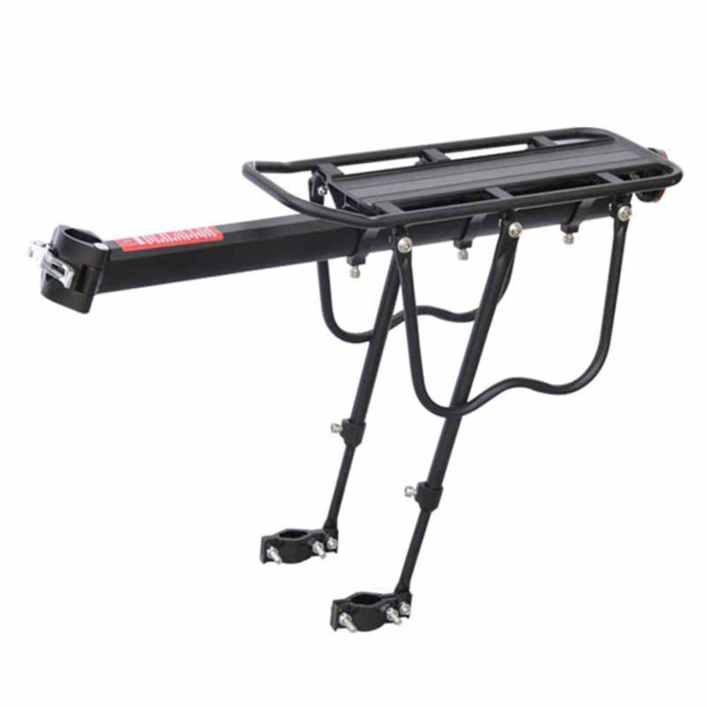 Bicycle Bike Rear Rack Quick Release Aluminum Alloy Frame Carrier Holder Mount WHShopping