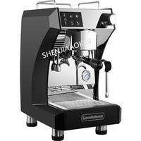 Italian coffee machine 1.7L Steam Double Boiler Double Pump Full semi automatic stainless steel coffee machine 220V 2700W