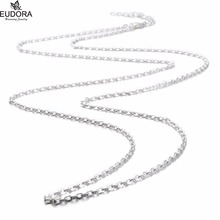 NL34 Angel Caller Chain Necklace for Harmony Locket Pendant Pregnancy Ball 30''/45 inch Alloy Chains Necklace