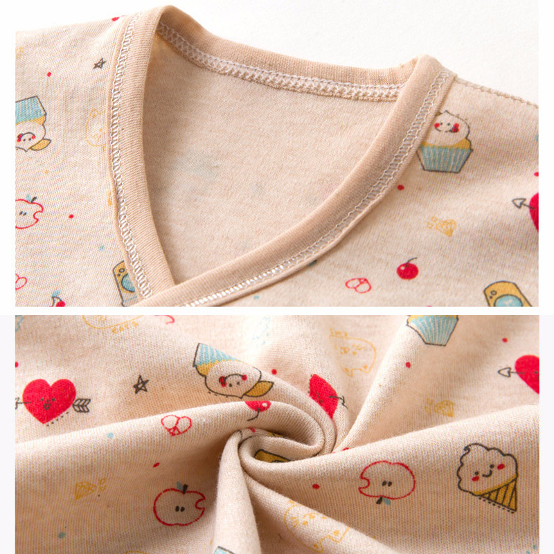 New Cat Newborns Clothes Set Cotton Cartoon Print Baby Girl Clothes Soft New Born Infant Boy Clothing Baby Set Gift