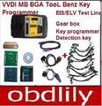 Original Xhorse V2.1.0 VVDI MB BGA Herramienta Clave Para El Benz Calculadora Función + EIS programador Incluyendo BGA/ELV Línea de Prueba VVDI BGA
