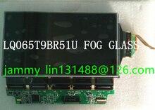 """100% חדש לגמרי TFT 6.5 """"מגע מסך ערפל זכוכית LQ065T9BR51U LQ065T9BR52U LQ065T9BR54U LCD מסך פנל לרכב GPS ניווט"""