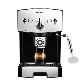 DL JDCM01 Italian Coffee Machine Coffee Maker for Home Coffee Powder Capsule