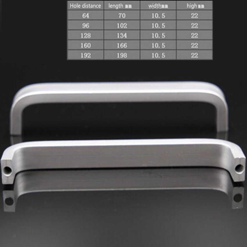 Manijas de puerta cajón Simple tiradores armario cocina gabinete perillas y manijas para manijas de muebles y perillas