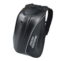 MOTOCENTRIC New Motorcycle Bag Carbon Fiber Motorcycle Backpack Waterproof Riding Bag Racing Riding Moto Bag