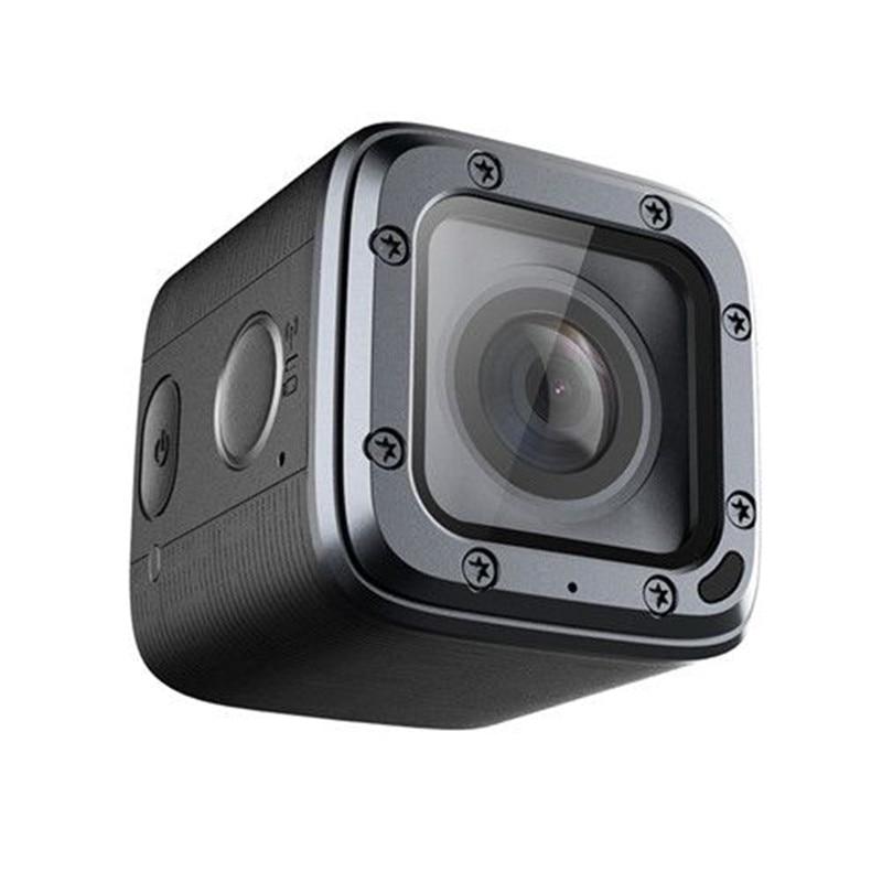 Darmowa wysyłka Foxeer Box 2 4 K 30Fps HD 155 stopni filtr ND FOVD nadzorem FPV działania uchwyt na aparat aplikacji Micro port HDMI w Części i akcesoria od Zabawki i hobby na  Grupa 2