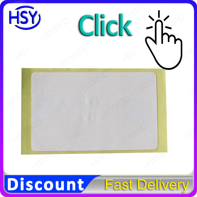 Access Control Rfid Tag Uhf Sticker Vehicle Windshield Epc 6c 915m868m860-960m M4qt Waterproof Sunscreen Anti-tear Adhensive Passive Rfid Label Professional Design Back To Search Resultssecurity & Protection
