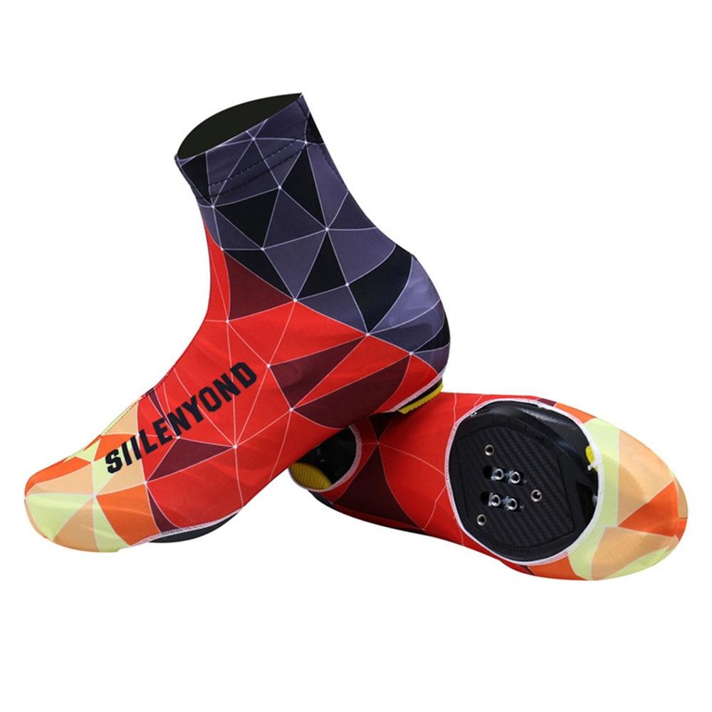 Giyo Bike Shoe Cover Protector Reflective Bicycle Overshoes Waterproof Wind G3E5