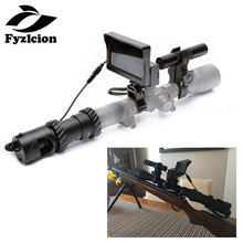 Hunting Scopes Optical Night Sight 200M New Upgrade Night Vision Hunting Rifle