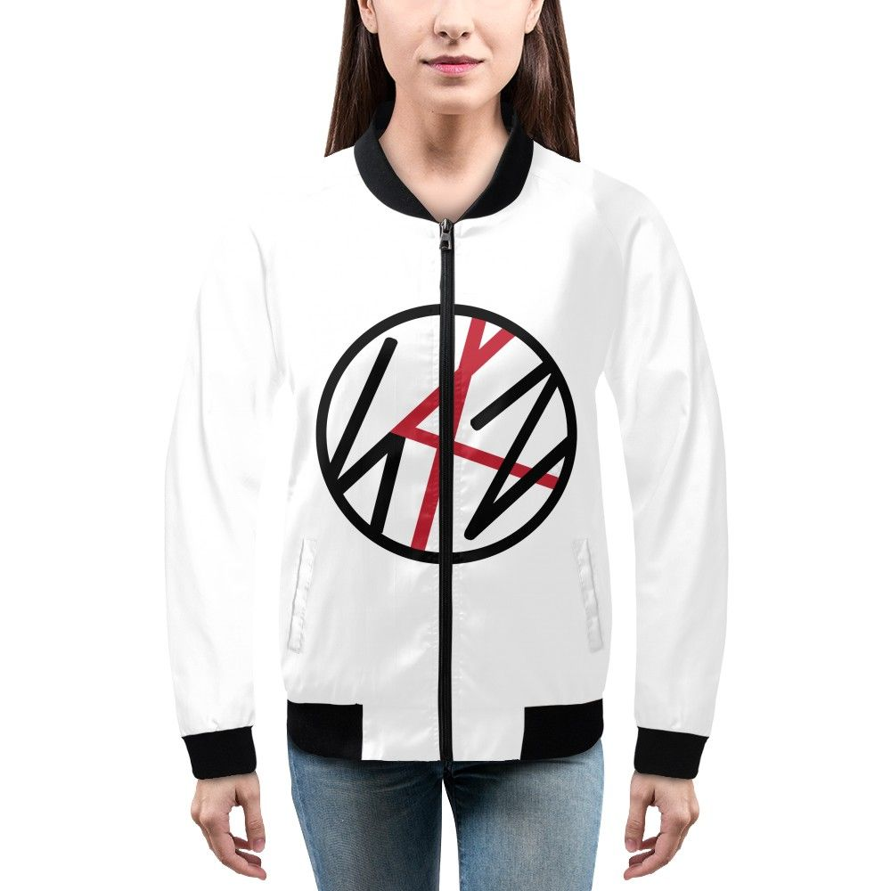 Dabbing Stray enfants veste manteau Bomber femmes automne veste Baseball 3d imprimer dames Streetwear Hip Hop vêtements adolescentes