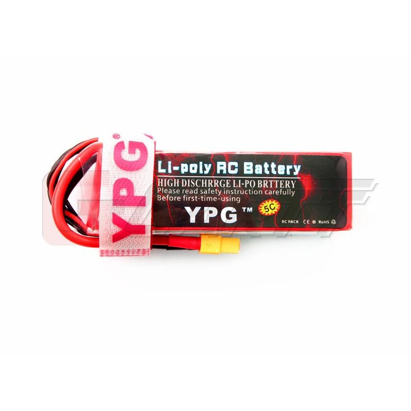 YPG 22.2V 1800mAH 60C 6S Lipo Li-Po Lipoly Battery  For RC Hobby Qudcopter Car Boat Airplane