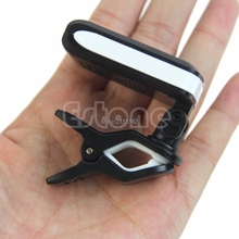 Clip-on Guitar LCD Tuner For Electronic Digital Chromatic Bass Violin Ukulele