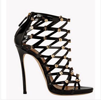 short gladiator heels  fs heel