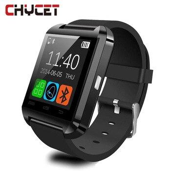 Smart Watch U8 Bluetooth Call Message Reminder Smartwatch Waterproof Pedometer Watch Sport Men Women For Android IOS Phone Watch фото
