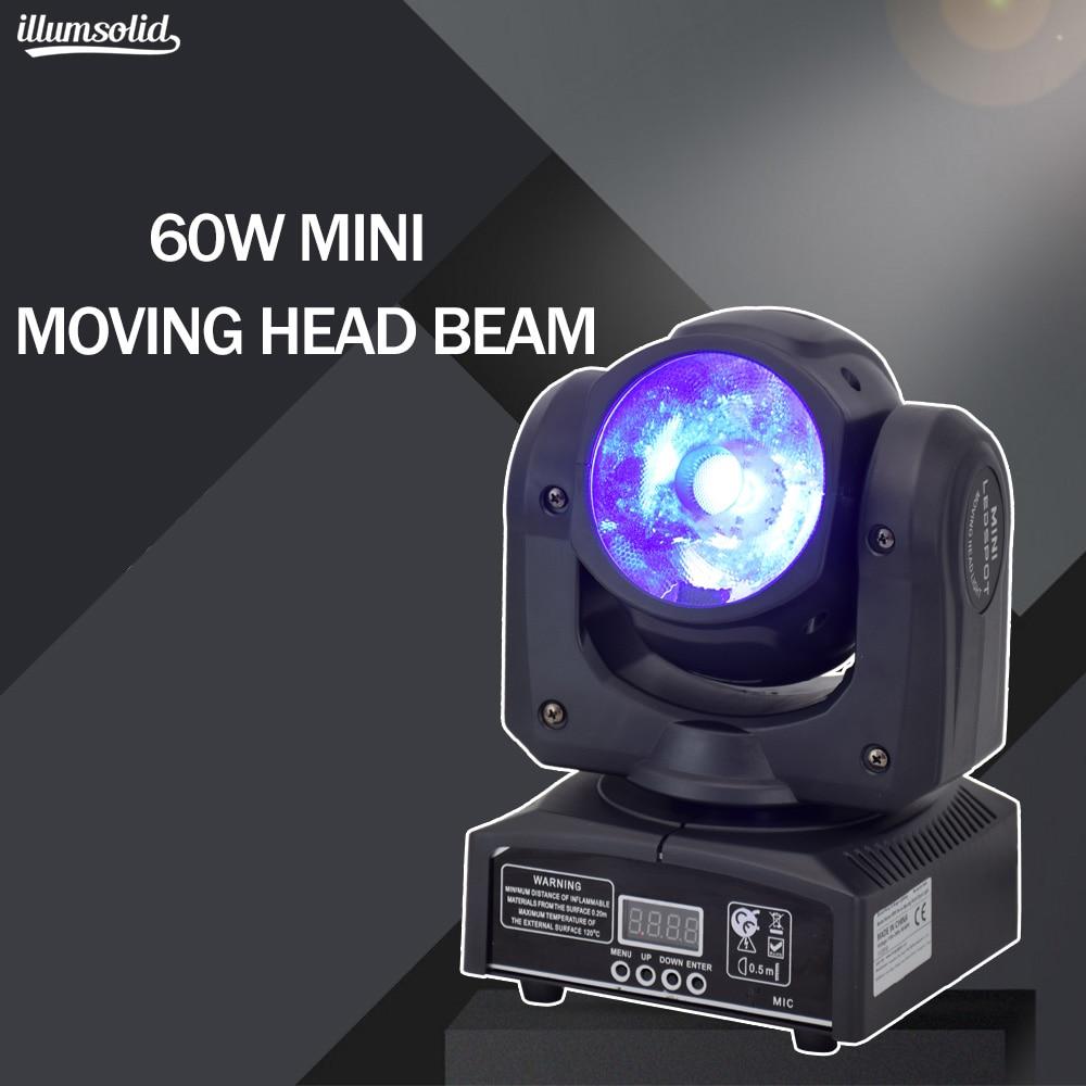 60w RGBW 4in1 Led Beam moving head Light Professional DJ/Bar Stage/Disco